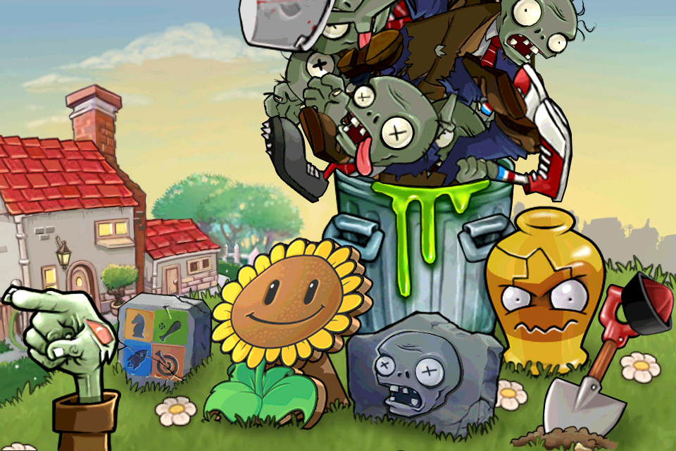 planet zombies game