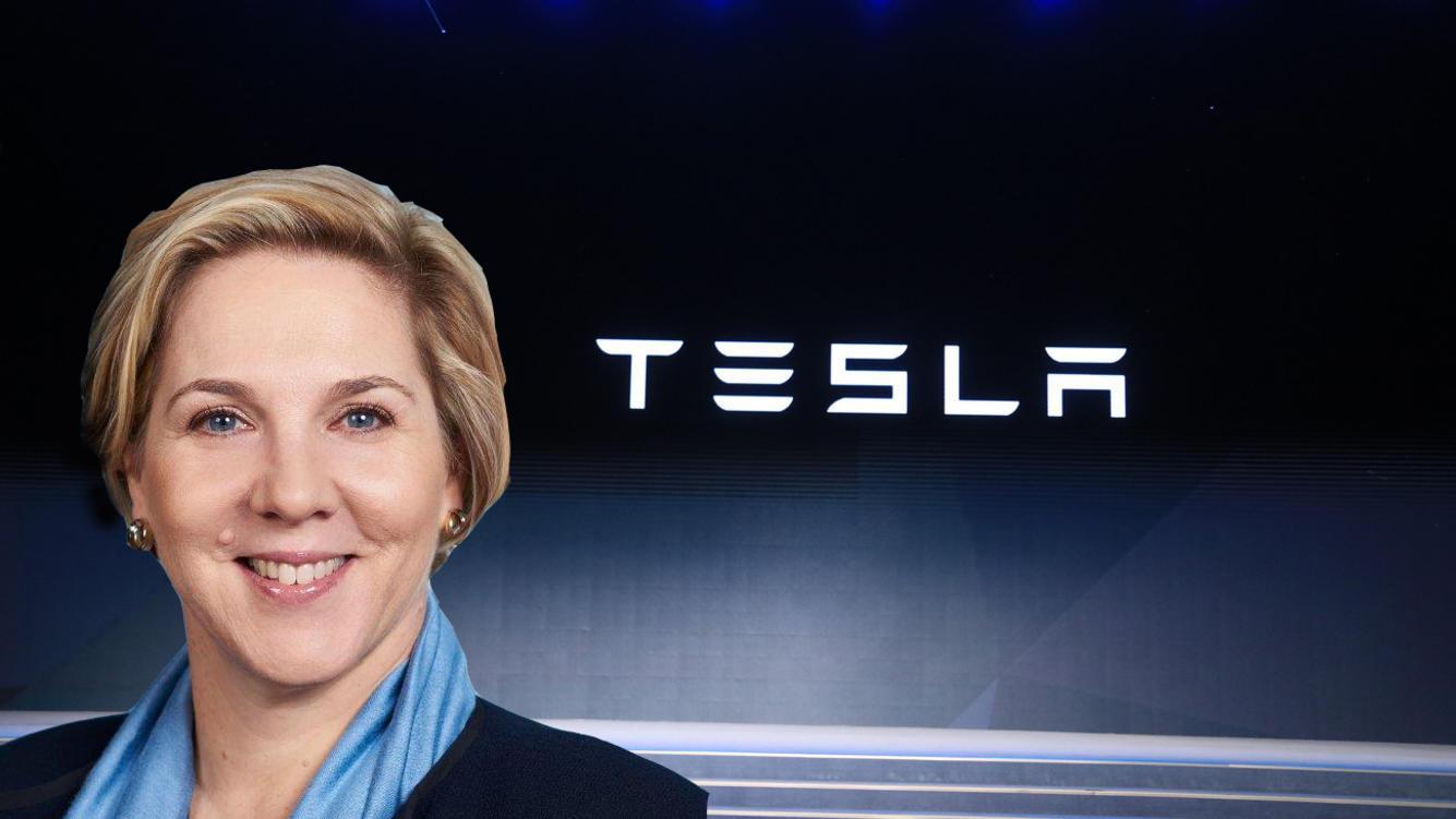 Tesla's new Chairman Robyn Denholm