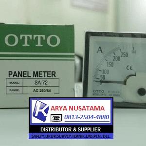 Jual Ampere Meter Otto 0 - 250/5 A di Samarinda