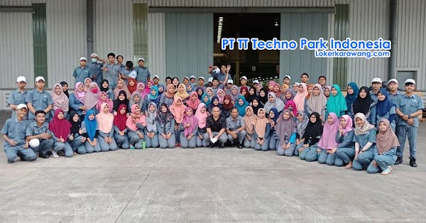 Loker Operator Produksi   PT. TT Techno Park Indonesia Karawang Februari 2018