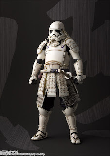 "Mei Sho Movie Realization Ashigaru First Order Stormtrooper de ""Star Wars"" - Tamashii Nations"