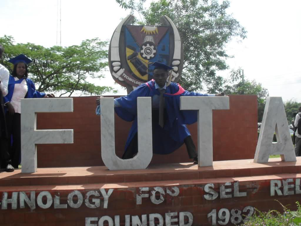 Futa Pictures within futa 2017/2018 post-utme/direct entry registration extended