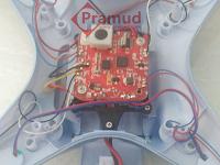 Tutorial cara bongkar drone syma X5HW