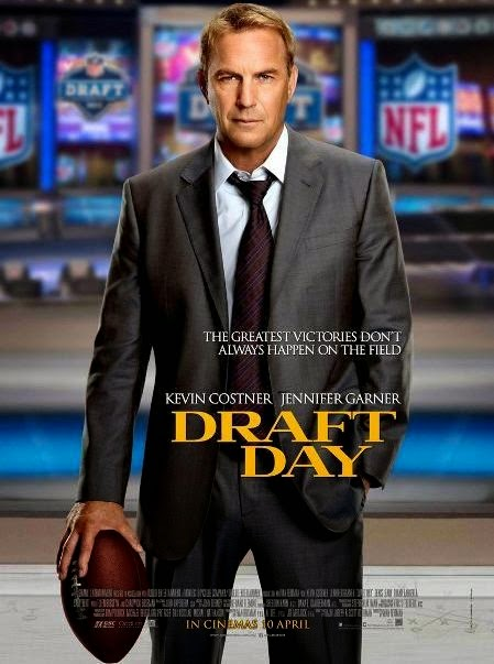 Draft Day Movie Giveaway, draft day, giveaway, movie, NFL Draft, sports movie, Kevin Costner, Jennifer Garner, Tom Welling, Texans RB Arian Foster, football, national football league