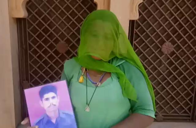 शहीद की पत्नी बोली- धारा 370 हटाना देशहित में शहीदों का सम्मान... - newsonfloor.com