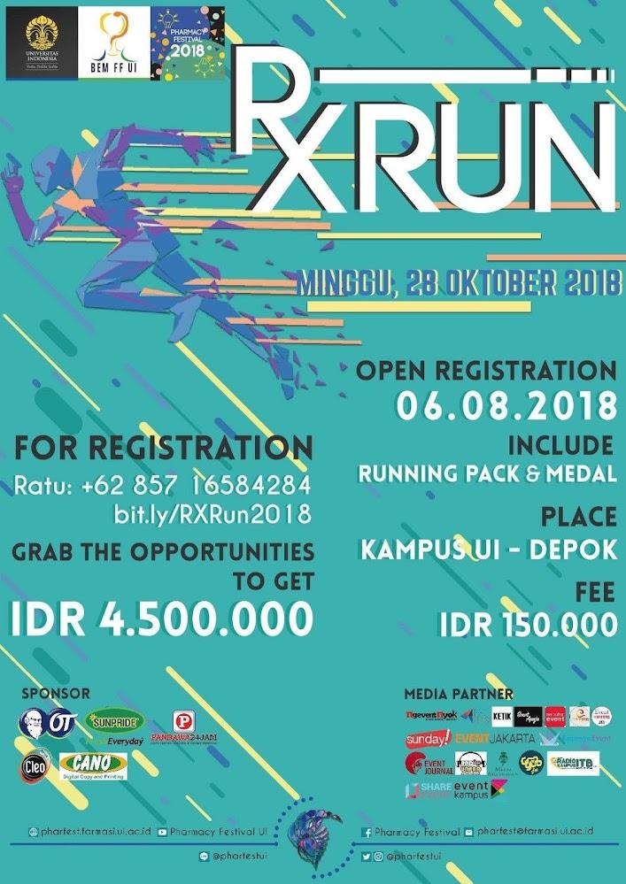 RX Run • 2018