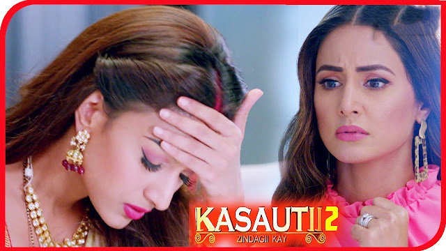 Prerna turns shield to Moloy suspecting evil Komolika in Kasauti Zindagi Ki 2