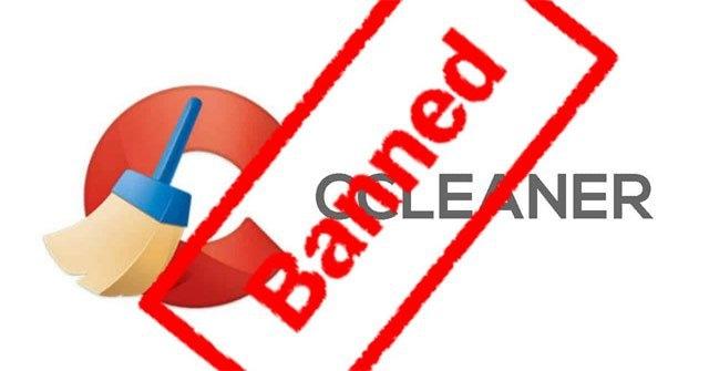 Tên miền CCleaner bị chặn trên trang web Answers của Microsoft