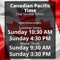 Canadian Pacific Time