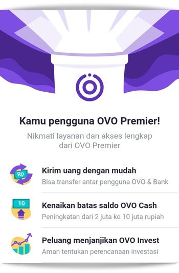 Transfer OVO