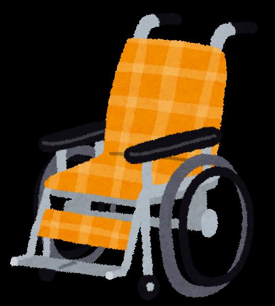 すべての講義 黄色 黄緑 : 車椅子のイラスト「青・緑・黄・赤」   かわいい ...