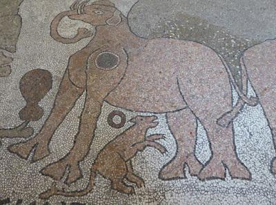 mosaico della cattedrale di Otranto