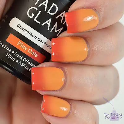 madam glam play date swatch