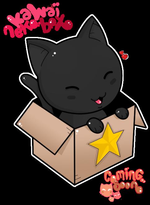 kawaii *-*: gatos :3