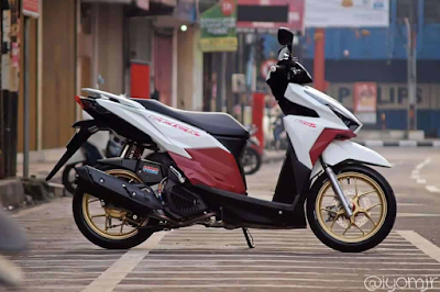 Modif Simple Vario 150 cc