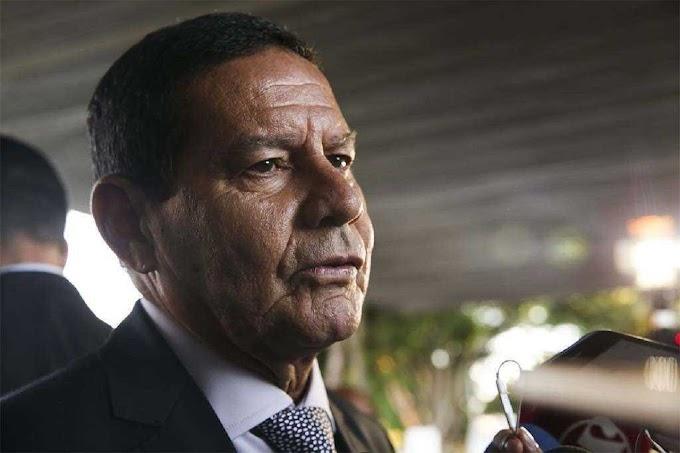 General Mourão: Judiciário atua como linha auxiliar da política