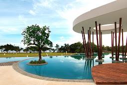 Ada 'Desa Penglipuran' di Hotel Inaya Putri Bali