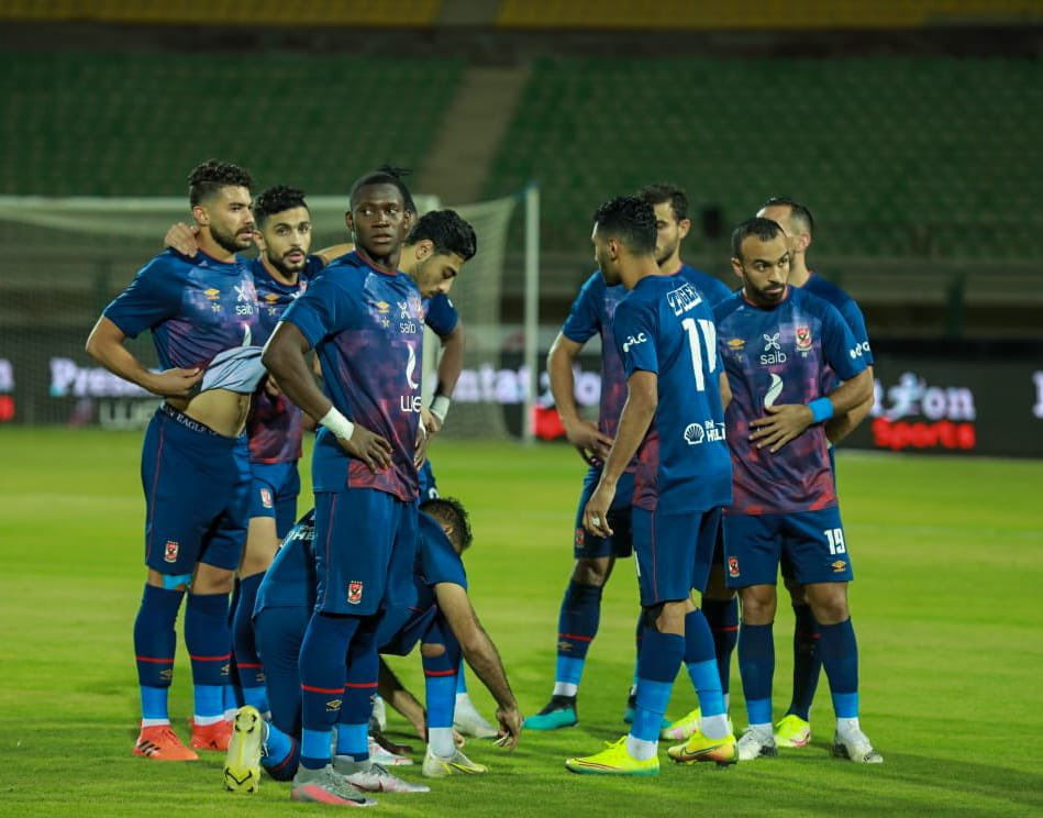 ملخص مباراة الأهلي ضد طلائع الجيش في الدوري المصري
