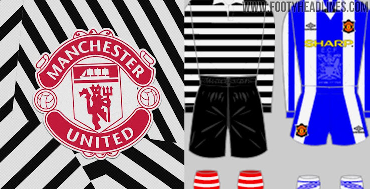 Here Is What Inspired Manchester United 20 21 Third Kit Kit Bolder Than Any Thing The Industry Has Ever Seen Footy Headlines