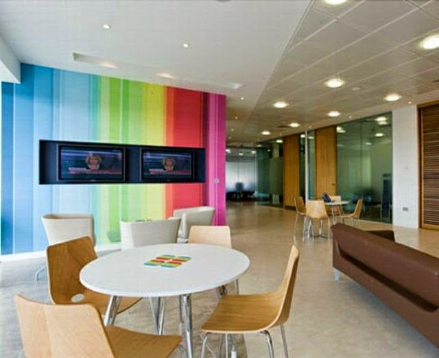 Best wall paint colors for office for Best paint color for interior walls