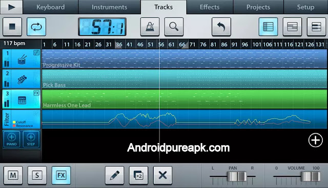 fl studio mobile Full apk