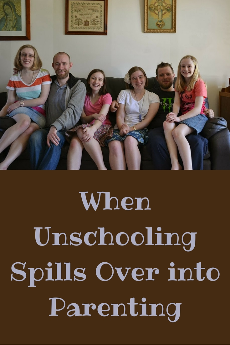 unschooling Unschooling is a unique opportunity for each family to do whatever makes sense for the growth and development of their children if we have a reason for using a curriculum and traditional school materials, we are free to use them.