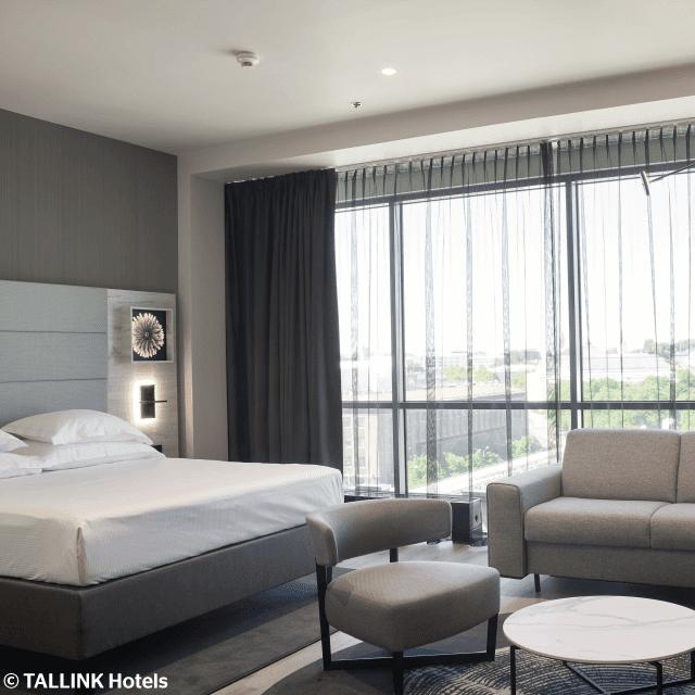 Tallink City Hotel  - Sviitti Cityside