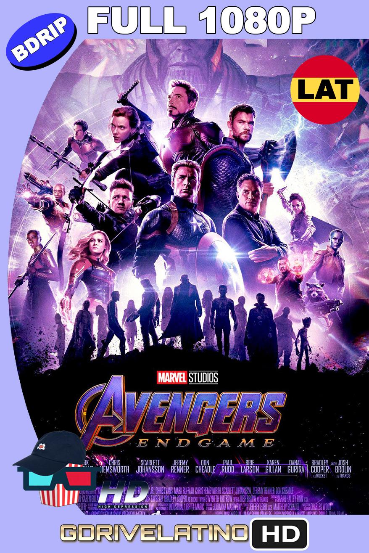 Avengers EndGame (2019) OPEN MATTE BDRip 1080p Latino-Ingles MKV