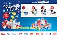 Logo Colleziona il Pulito: scopri la nuova raccolta punti Henkel per richiedere tantissimi peri certi!