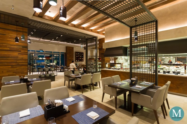 Goji Kitchen and Bar at Clark Marriott Hotel
