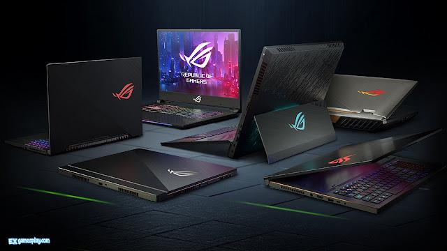 Asus Release Latest Gaming Laptop Rog Series