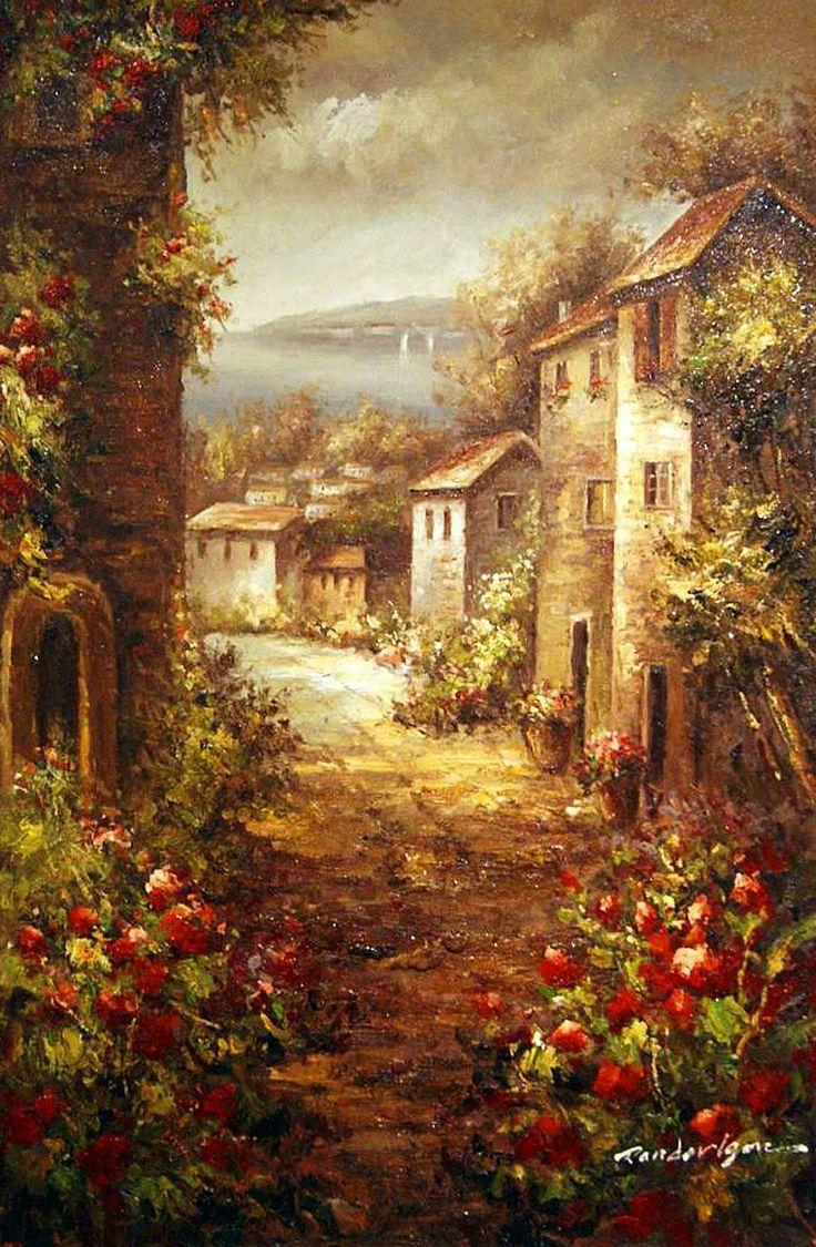 Sergey Minaev e suas mais belas pinturas