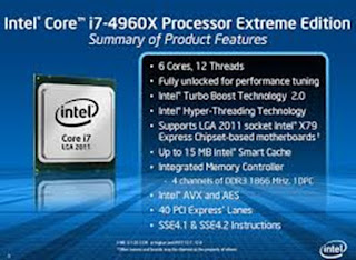 Processor Intel Core i7 - 7700