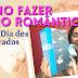 COMO FAZER LIVRO ROMÂNTICO PARA O DIA DOS NAMORADOS (HOW TO MAKE ROMANTIC BOOK FOR VALENTINES DAY)