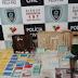 Polícia Civil cumpre mandado de busca e apreensão e prende homem com muitos cartões do Bolsa-Família e arma, em Coremas
