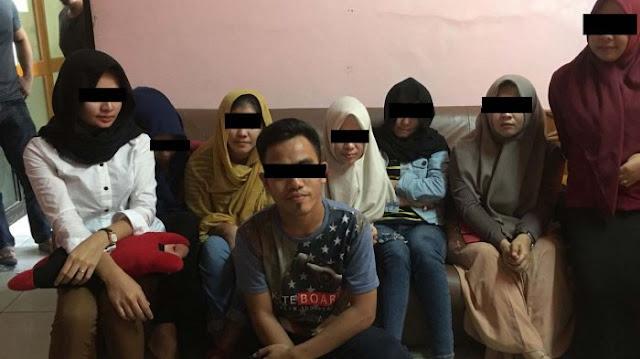 Germo Prostitusi Online Blak-Blakan, Oknum Penjabat Aceh Doyan yang Putih dan Bersih