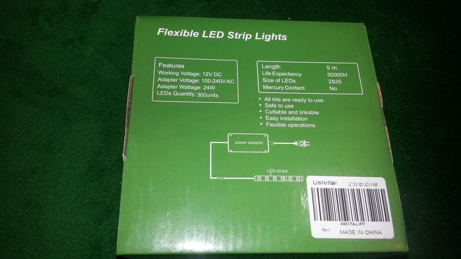 B12 5 Sets 50cm U Shape Led Strip Lights Aluminum Channel Profile With End Caps And Mounting Clips For Led Bar Lights Large Assortment Lights & Lighting