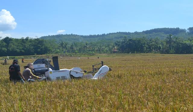Proyek Tol, Ratusan Hektare Sawah dan Ladang di Cilacap Terancam Hilang
