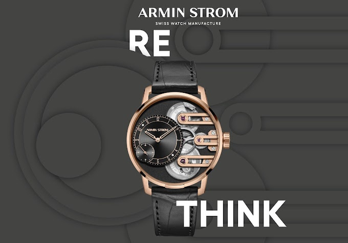 ARMIN STROM - Gravity Equal Force Gold version