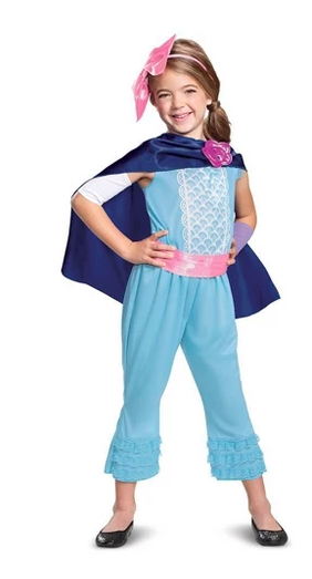 Bo Peep Girls Costume