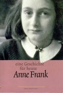 """Livro """"Eine Geschichte für heute - Anne Frank"""""""