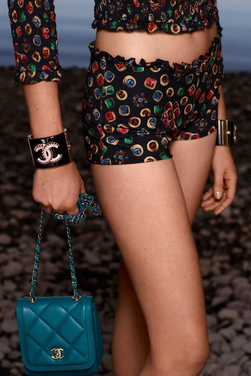 As bolsas mais lindas Coleção Chanel Resort 2021
