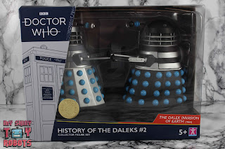 History of the Daleks Set #2 Box 01