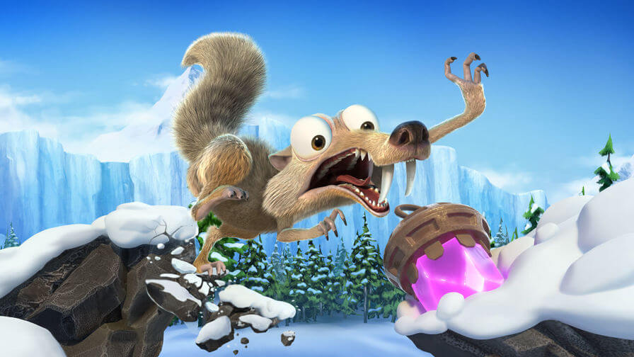 Ice Age: Scrat's Nutty Adventure Coming This Autumn For PS4, Xbox One, Nintendo Switch and PC