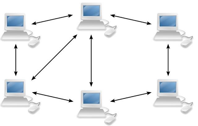 Kelebihan dan kelemahan Topologi Peer to Peer dan macam topologi jaringan yang sering digunakan