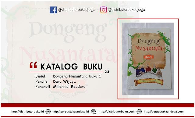 Dongeng Nusantara Buku 1