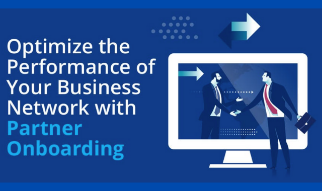 Partner Onboarding and Business Optimization