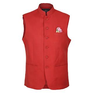 Monte carlo Nehru jacket