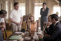 Matthew Perry and Kristen Hager in The Kennedys: After Camelot (11)