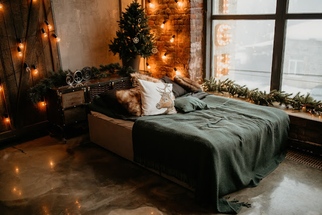 Desain Interior Kamar Tidur Aesthetic Minimalis